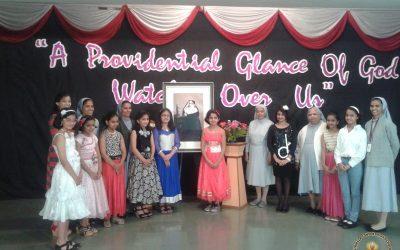 Provincial Visit